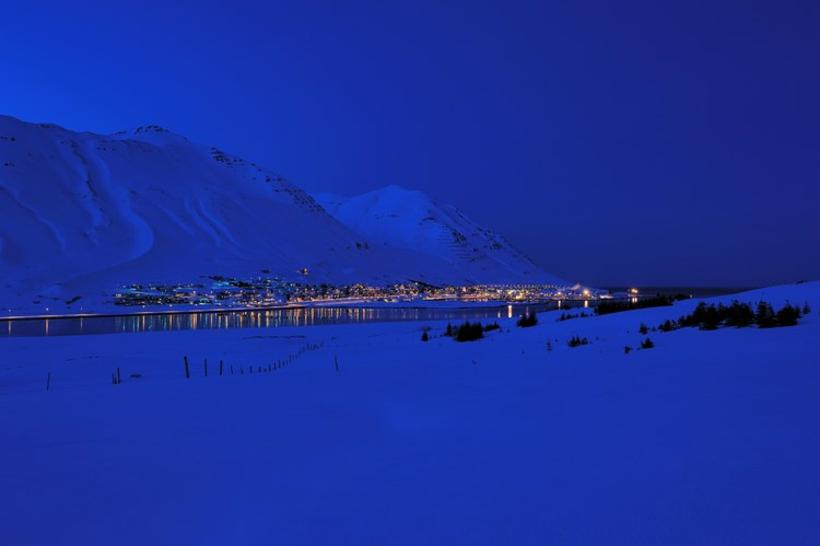 The northern town of Siglufjörður is the setting for Jónasson's ...