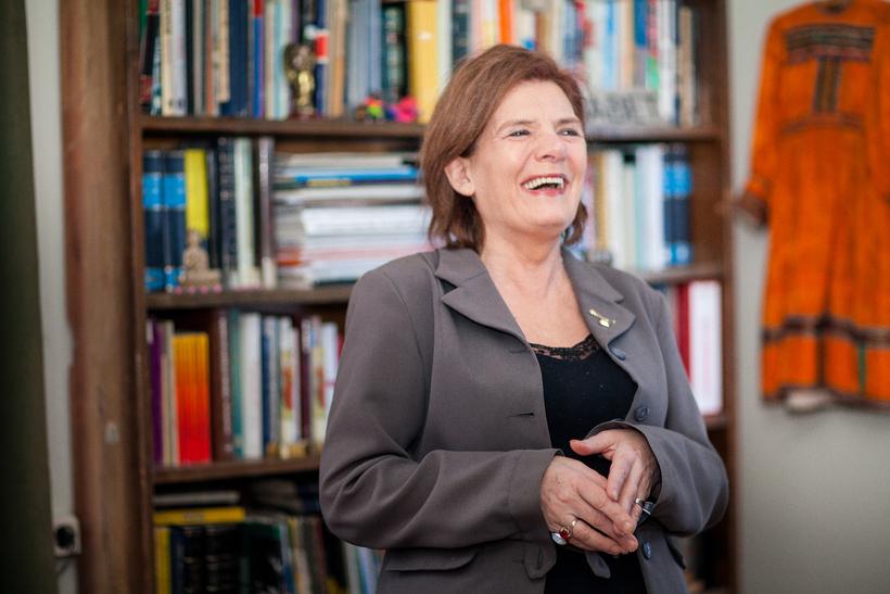 Elísabet Jökulsdóttir, author.