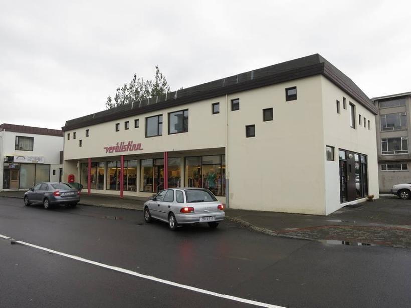 Erla Wigelund hefur rekið Verðlistann í 50 ár. Húsnæðinu verður ...