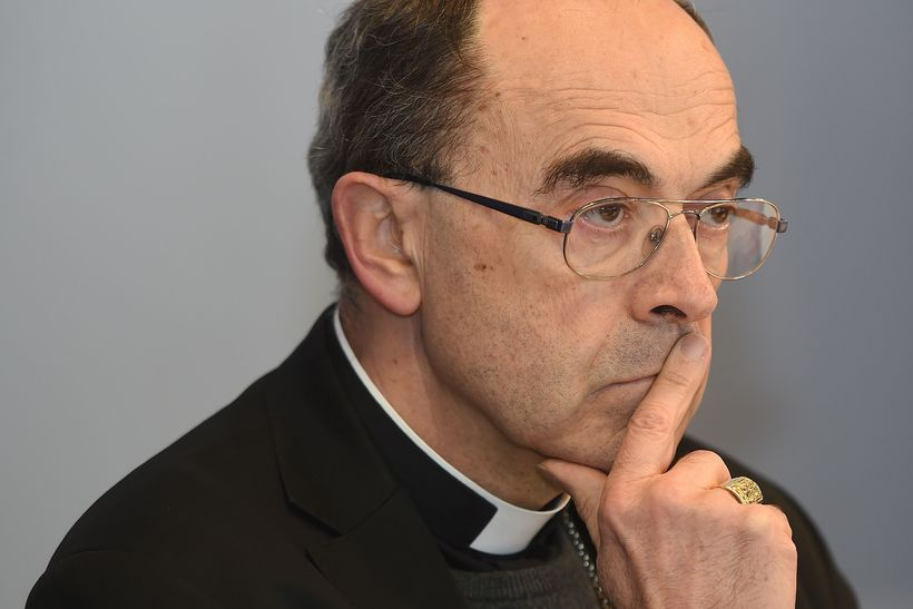 Philippe Barbarin erkibiskup í Lyon