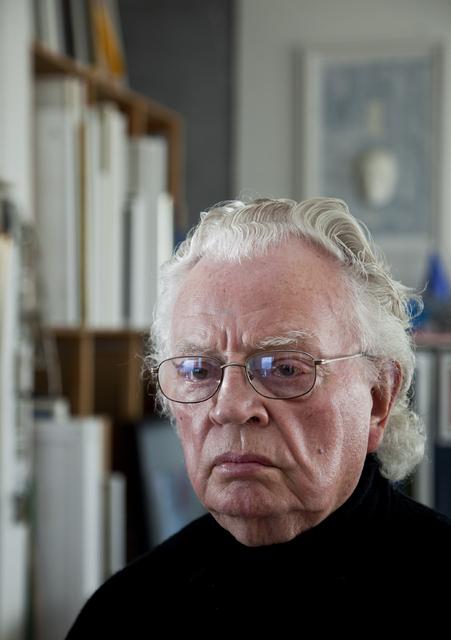 Bragi Ásgeirsson listmálari, gagnrýnandi og kennari
