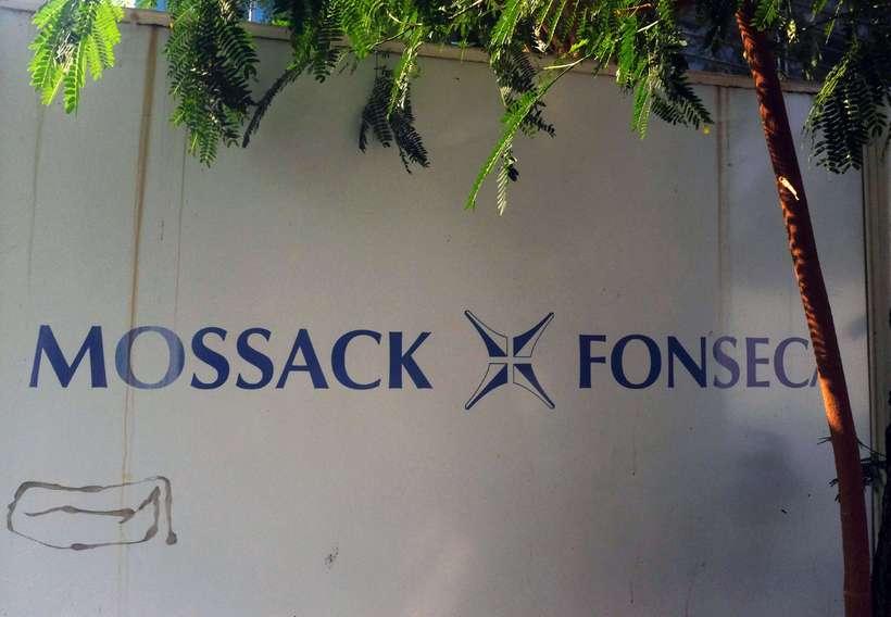 Höfuðstöðvar Mossack Fonseca lögmannsstofunnar í Panama city í Panama. Í ...