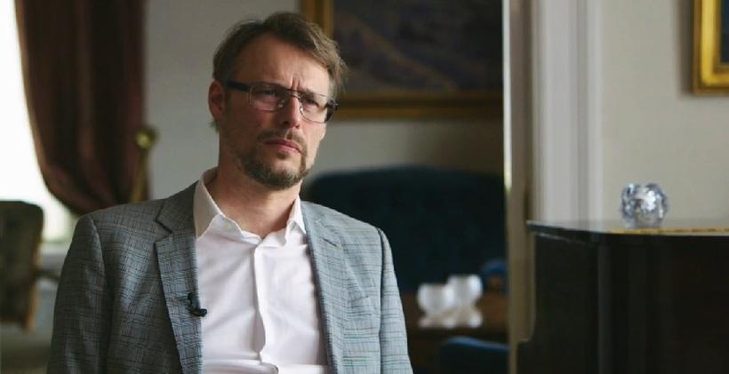 Sven Bergman í þættinum Uppdrag granskning.