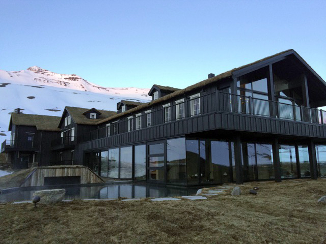 The Deplar Luxury Hotel Opens In North Iceland Iceland