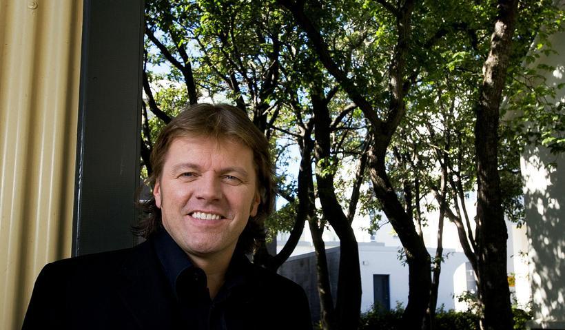 Jón Ásgeir Jóhannesson.