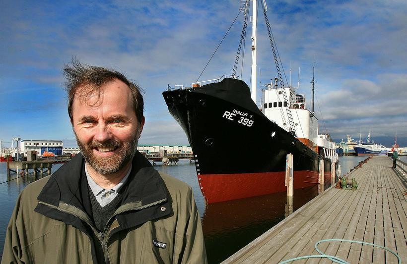 Kristján Loftsson, stjórnarformaður HB Granda.