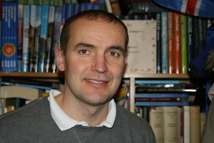 Guðni Th. Jóhannesson sagnfræðingur.