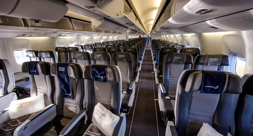 Photos Icelandair 767s Enter Service This Month Iceland