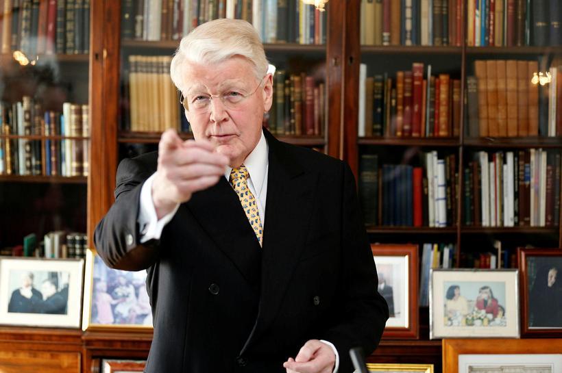 Ólafur Ragnar Grímsson has been President of Iceland for twenty ...