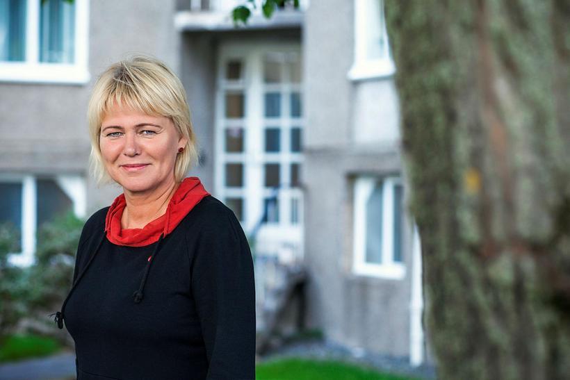 Oddný Harðardóttir.