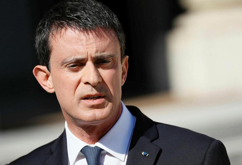 Forsætisráðherra Frakklands, Manuel Valls