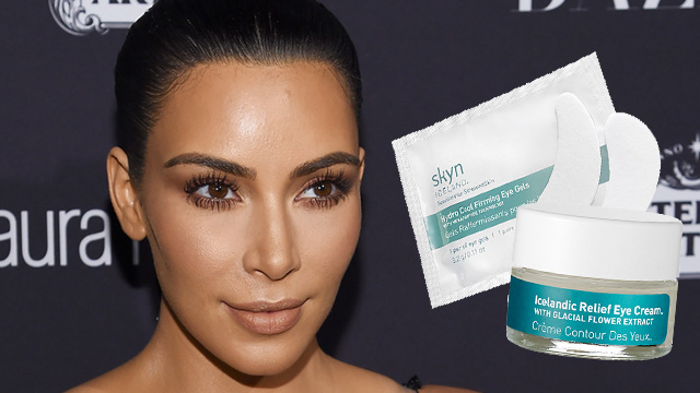 Kim Kardashian raves about the Skyn Iceland products.