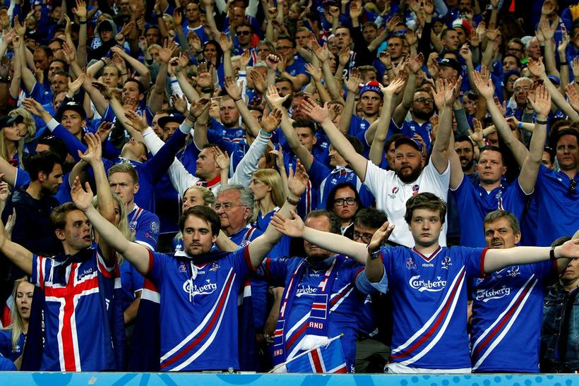 Williams was stabbed while supporting Iceland in Paris.
