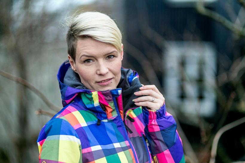 Hildur Lilliendahl Viggósdóttir.