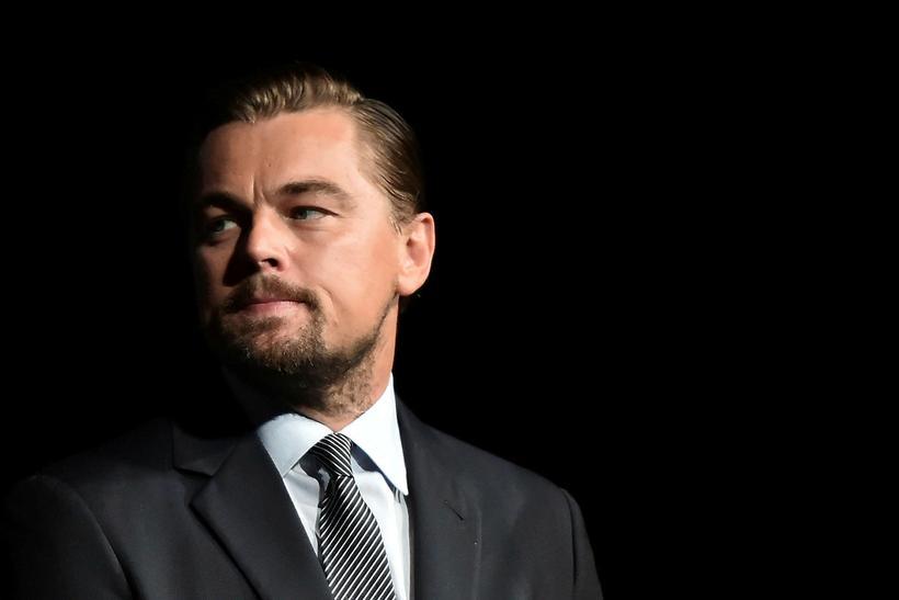 Leonardo DiCaprio hefur áhyggjur af hlýnun jarðar.