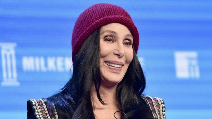 Cher er stórhuga, en hún lýsti því yfir að hún ...