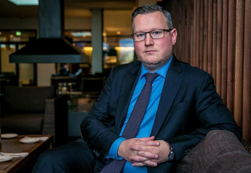 Jens Garðar Helgason, formaður SFS.