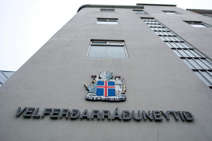 Velferðarráðuneytið.