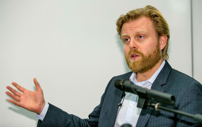 Ásgeir Jónsson, hagfræðingur og dósent við hagfræðideild Háskóla Íslands.