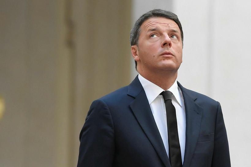 Matteo Renzi, forsætisráðherra Ítalíu.