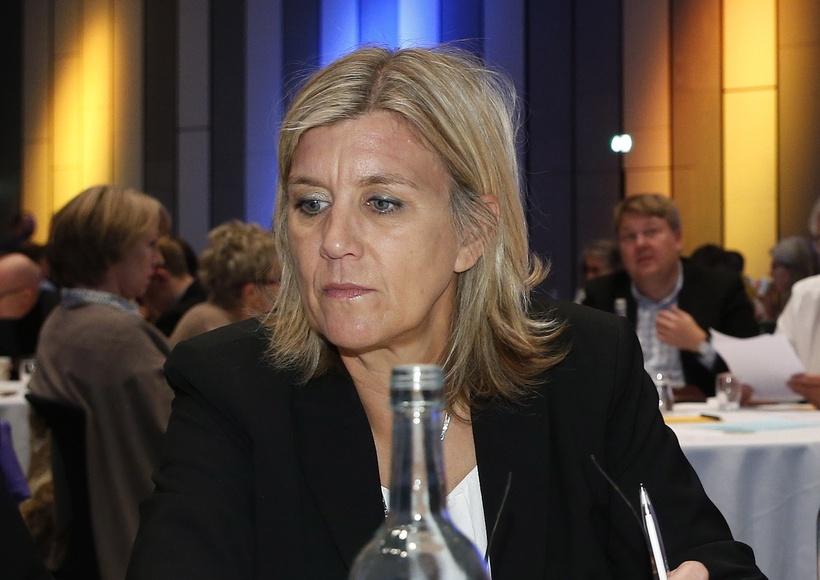 Hanna Katrín Friðriksson, þingflokksformaður Viðreisnar.