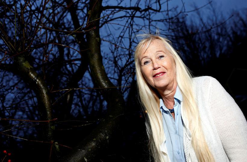 Aurora Friðriksdóttir.