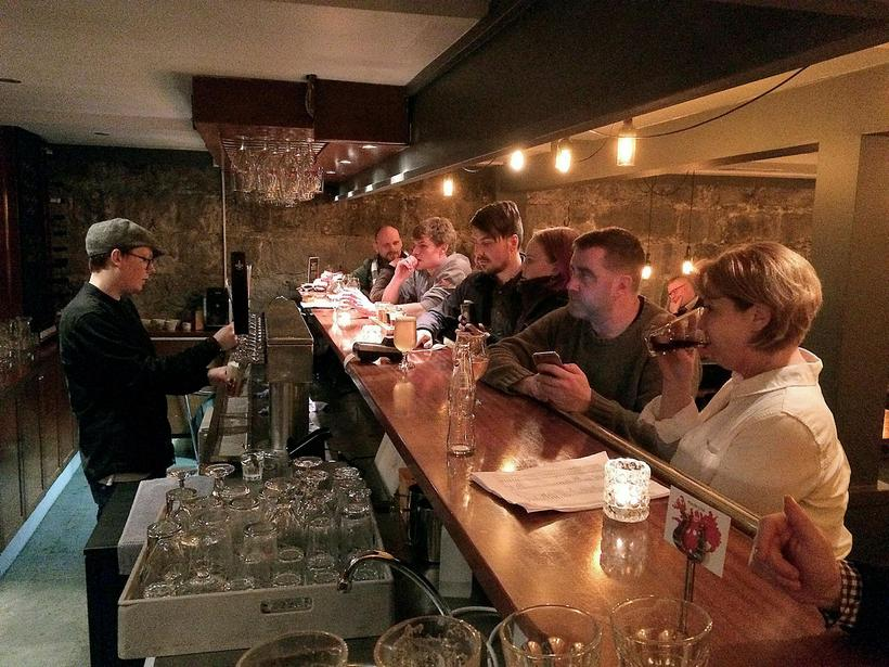 Microbar is one of the bars that offer a great ...