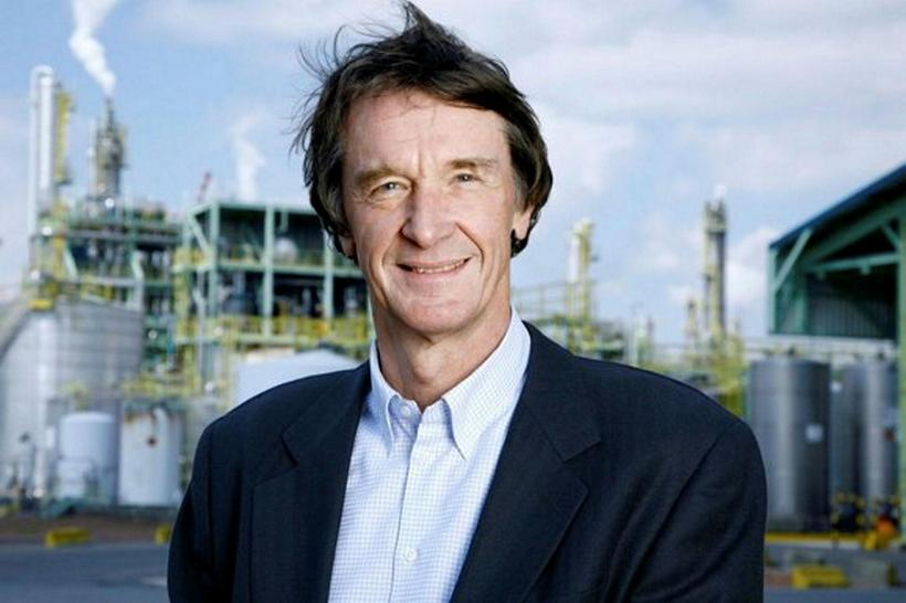 Jim Ratcliffe, nýr eigandi Grímsstaða á Fjöllum.