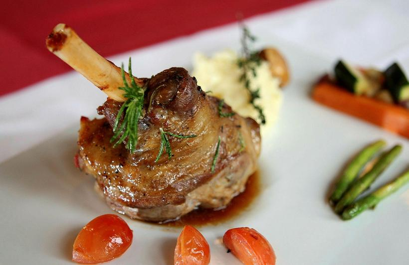 Icelandic lamb is a favourite of many locals.