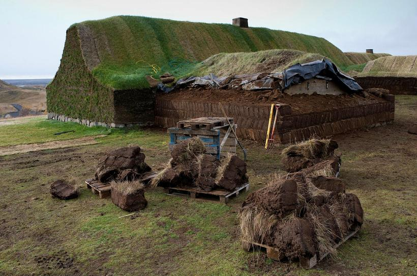 Want To Learn How To Build An Icelandic Turf House