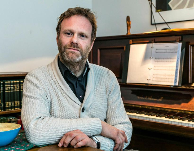 Kolbeinn Óttarsson Proppé, þingmaður VG.