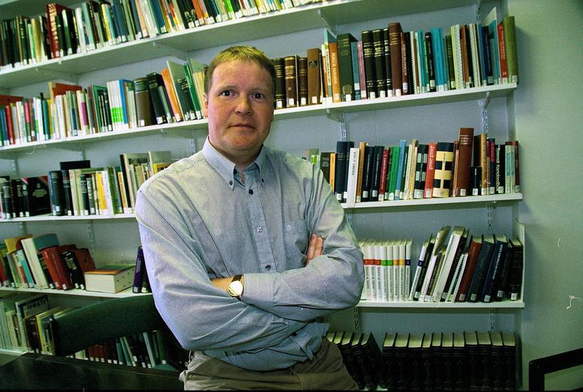 Ari Páll Kristinsson.