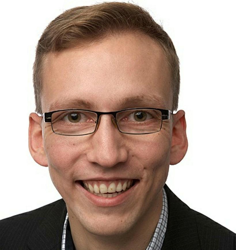 Gunnlaugur Snær Ólafsson.