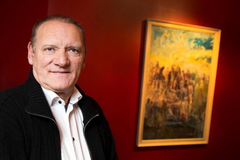 Jón Þór Hjaltason director of the real estate company backing ...