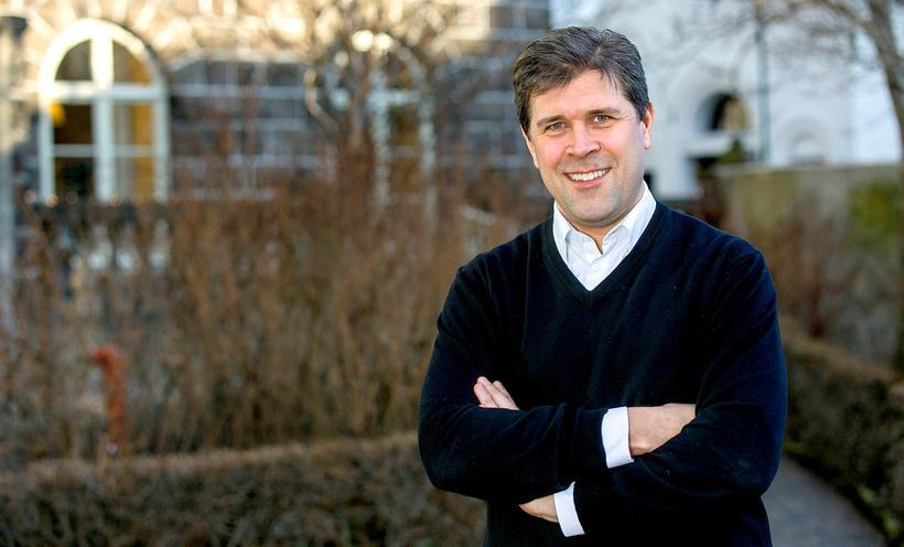 Bjarni Benediktsson, forsætisráðherra.