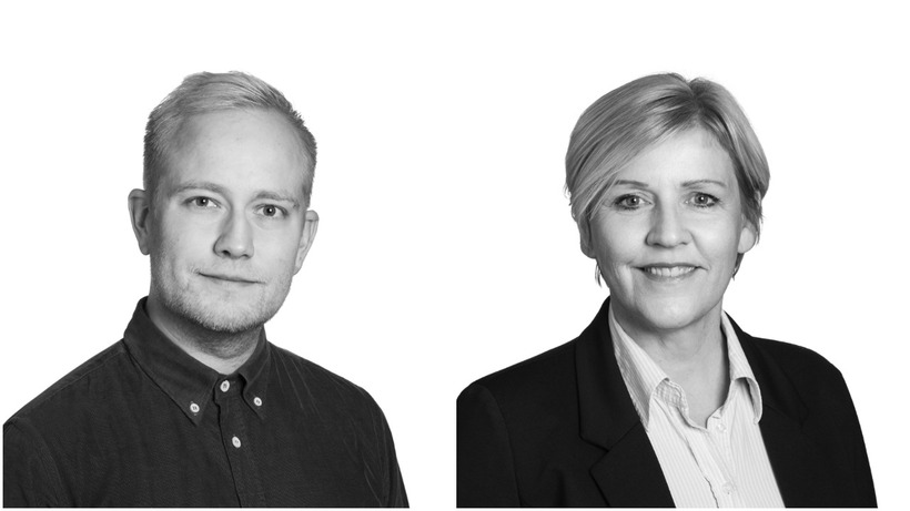 Unnsteinn Jóhannsson og Sigrún Gunnarsdóttir eru nýir aðstoðarmenn Óttars Proppé.