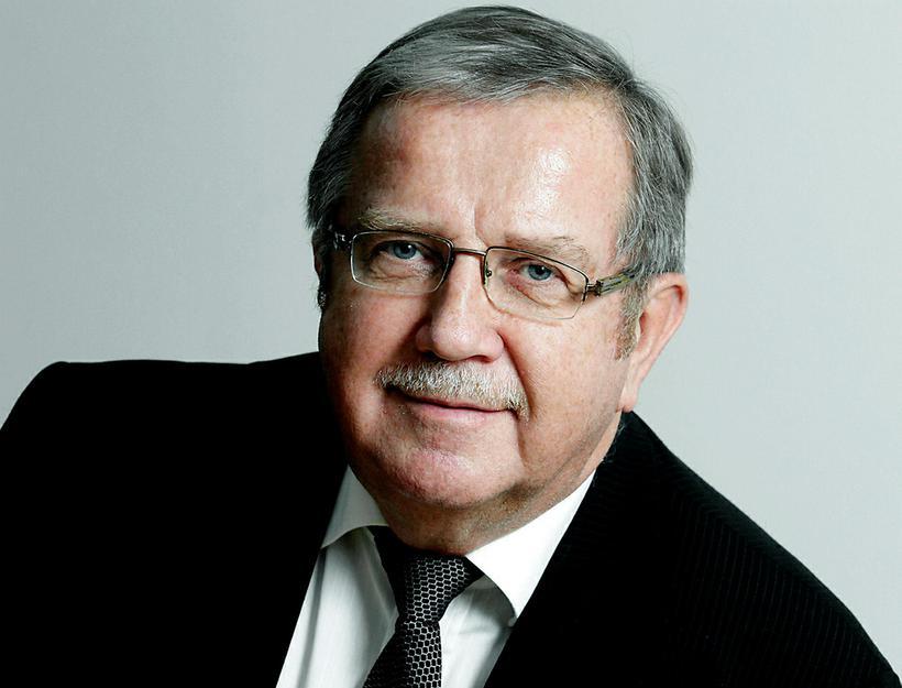 Jón Steinar Gunnlaugsson.