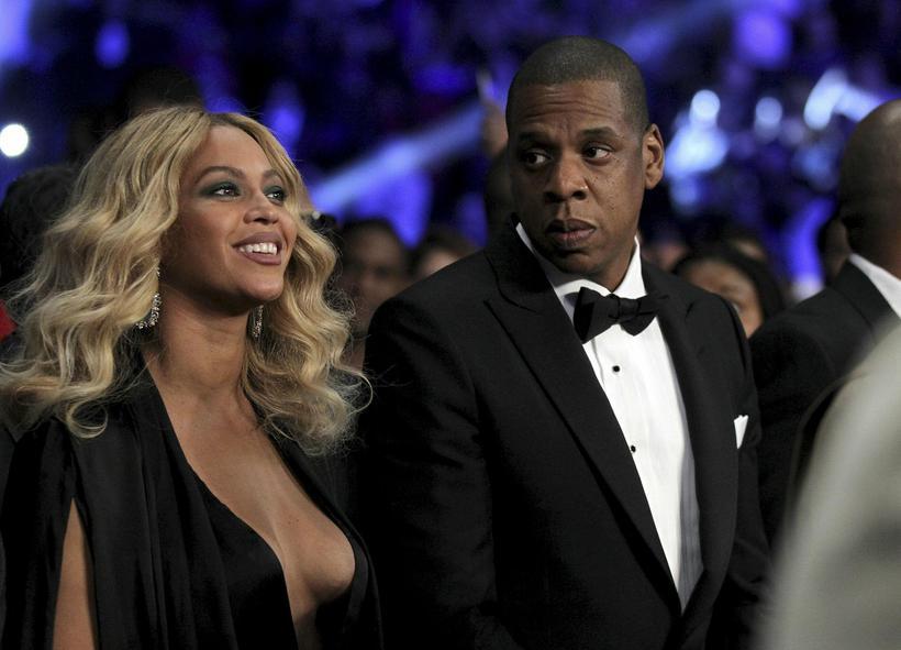 Beyonce og Jay Z.