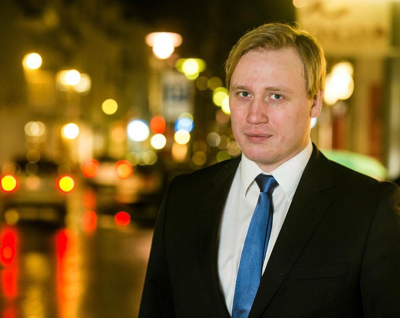 Teitur Björn Einarsson.