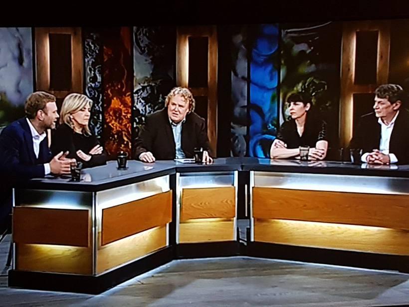 Kolbeinn Óttarsson Proppé, Hanna Katrín Friðriksson, Egill Helgason, Birgitta Jónsdóttir ...