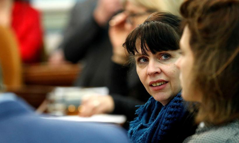 Birgitta Jónsdóttir, þingmaður Pírata.