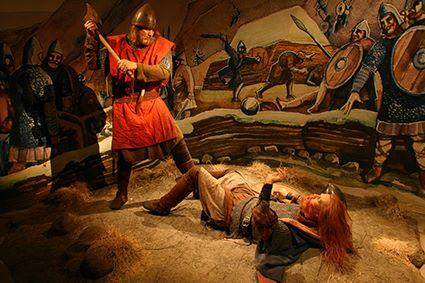 Killing enemies was something of a virtue in Viking times.