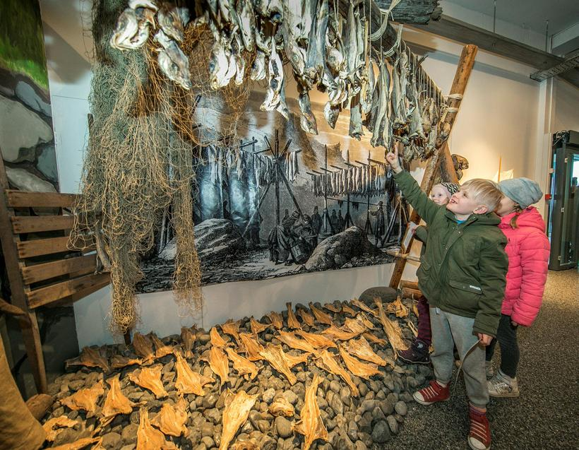 There's plenty to see in Reykjavik Maritime Museum.