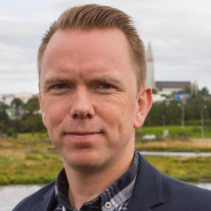 Ragnar Þór Ingólfsson er nýr formaður VR.
