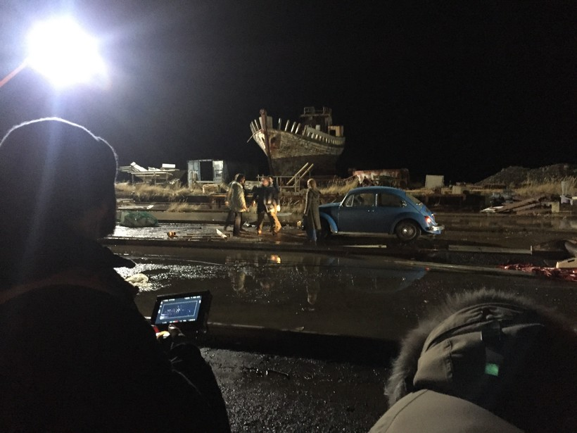 A picture of one of the sets of Out of ...