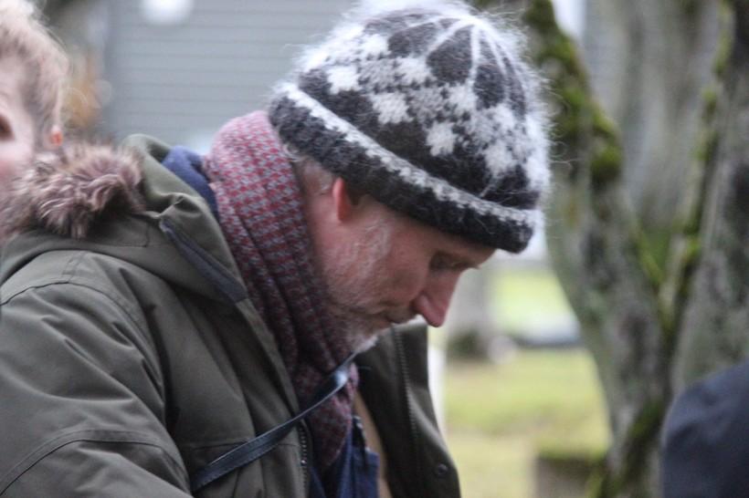 Director Dylan Howitt.