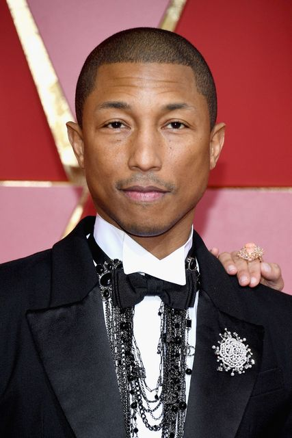 Pharrell Williams.