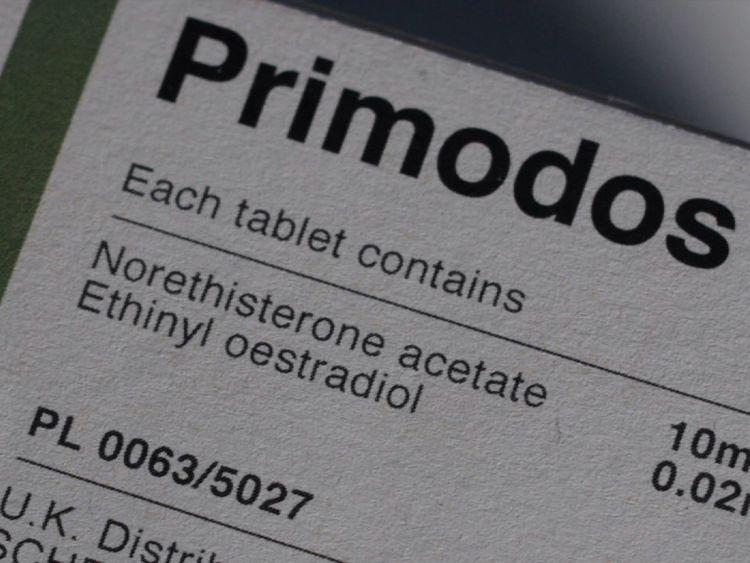 Primodos var notað sem þungunarpróf en var í raun öflug ...