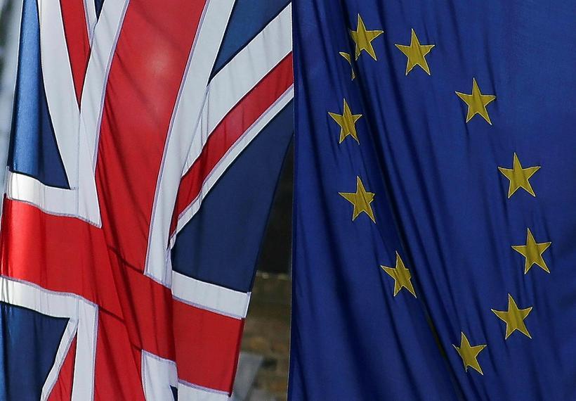 Brexit færist nær.