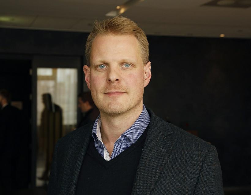 Ásberg Jónsson, stofnandi Nordic Visitor.